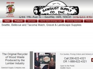 Sawdust Supply Co., Inc. 6314 7th Avenue South Seattle, WA 98108